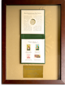 Commemorative Coin and Stamp Set