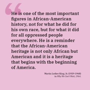 Quote by Martin Luther King, Jr.